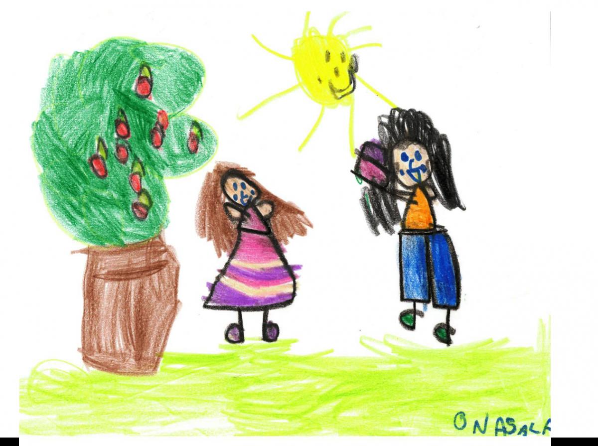El dibujo como medio de expresin y fuente de salud  Faros HSJBCN