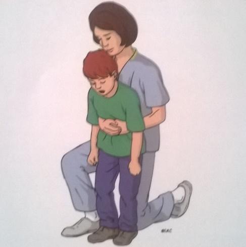 Cómo Actuar En Una Situación En Que Un Niño Se Atraganta