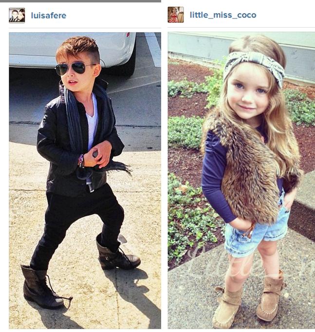 Evita Compartir Fotos De Tu Hijo En La Red Puede Tener Efectos No - Ninos-modelos