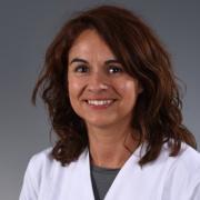 Olga Domínguez Sánchez. Pediatra al·lergòloga del Servei d'Al·lèrgia i Immunologia Clínica
