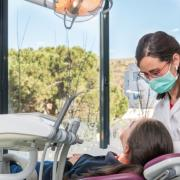 Servicio de Odontología y Ortodoncia del Hospital Sant Joan de Déu