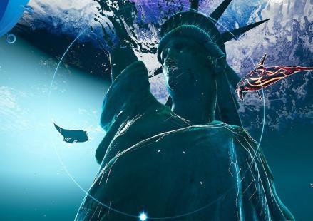 Imagen del videojuego Jupiter & Mars