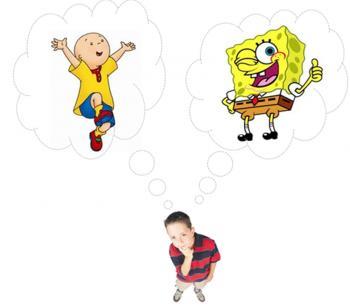 Bob Esponja causa problemas de atención e impulsividad en niños de 4 años