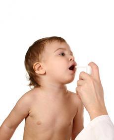 Los niños obesos padecen más crisis asmáticas