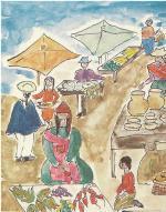 En Pedrito va al mercat
