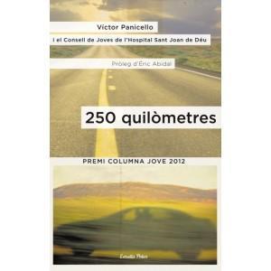 250 quilòmetres