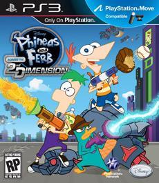 Phineas i Ferb: A través de la segona dimensió