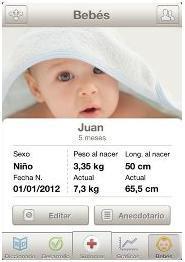 iPediatric: aclarint els dubtes sobre la salut del teu bebè
