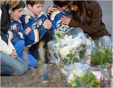 Cómo explicar a los niños casos como el del tiroteo en la escuela de Connecticut