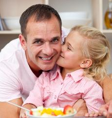 L'estat emocional dels pares influeix directament en els hàbits d'alimentació dels fills