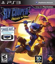 Sly Cooper: Ladrones en el Tiempo