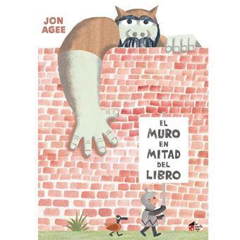 Portada Un mur al mig del llibre
