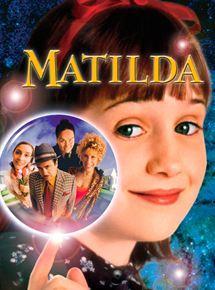 """Pel·lícula """"Matilda"""""""