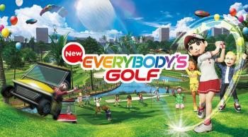 Imagen del videojuego Everybody's Golf