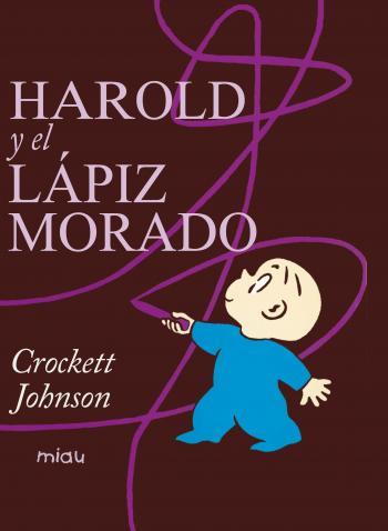 """Portada del llibre """"Harold y el Lápiz Morado"""""""