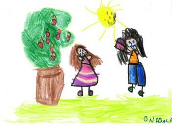 El dibujo infantil un reflejo de las emociones del nio  Faros