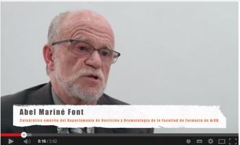Abel Mariné, Catedràtic emèrit del Departament de Nutrició i Bromatologia de la Facultat de Farmàcia de la Universitat de Barcelona ens detalla què són les begudes energètiques i quins riscos comporta per a la salut.