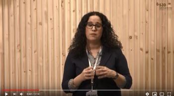 Anna Huguet, psicóloga e investigadora del Servicio de psiquiatría y psicología del Hospital Sant Joan de Déu Barcelona.