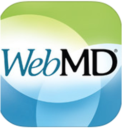 Icona App: WebMD