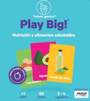 Play Big!® Nutrición y alimentos saludables