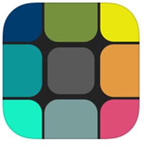 App Blendoku 2
