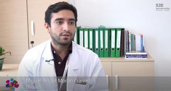 Miguel Ángel Morán Gálvez. Obstetra del Área de la Mujer del Hospital Sant Joan de Déu