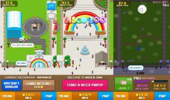 Disco Zoo, un juego de simulación para los más marchosos