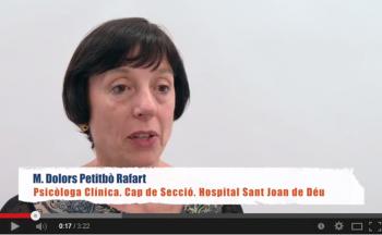 Dolors Petitbò, Psicóloga Clínica del Hospital Sant Joan de Déu