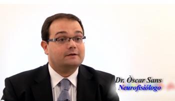 Dr. Òscar Sans_Neurofisiólogo del Hospital Sant Joan de Déu
