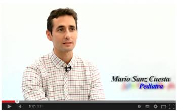Dr. Mario Sanz, pediatra