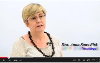 Video Dra. Anna Sans: El TDAH, el trastorn d'aprenentatge més freqüent