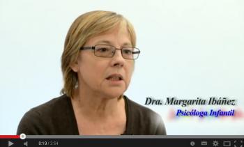 Dra. Margarita Ibáñez, psicóloga infantil del Hospital Sant Joan de Déu