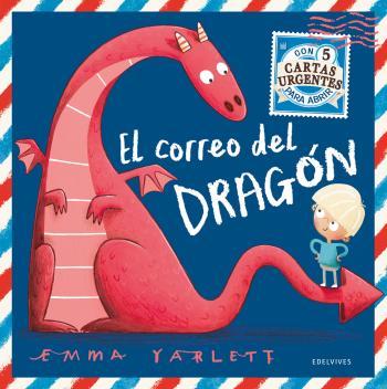 """Portada del conte """"Tinc un drac a casa"""", versió en castellà"""