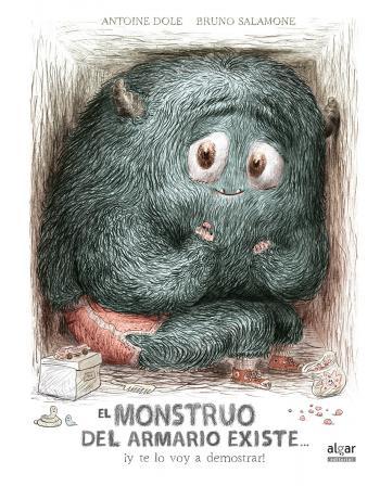 El monstruo del armario existe...