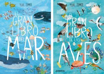 El gran libro del mar y aves
