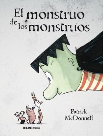 """Portada del relat """"El monstruo de los monstruos"""""""