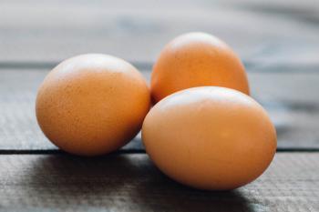 reacciones alergicas del huevo en bebes