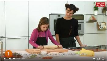 Imatge de la vídeorecepta: esmorzars divertits pel cole
