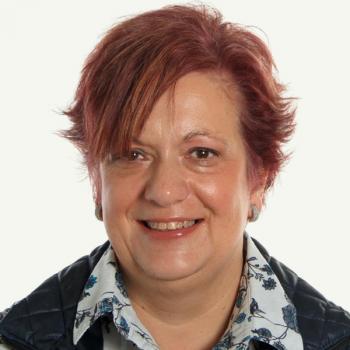 Ingeborg Porcar, directora de la Unidad de Trauma, Crisis i Conflictos de Barcelona (UTCCB)