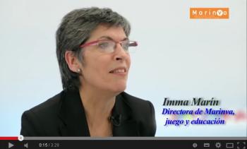 Inma Marín, Directora de Marinva