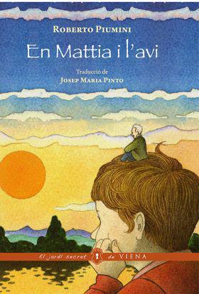 """Portada del llibre: """"En Mattia i l'avi"""""""