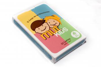 Mutkids, Juego de cartas sobre emociones