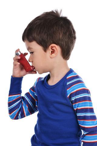 dieta para el asma infantil