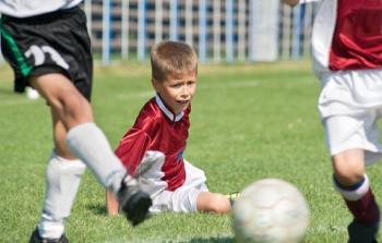 Nutricion deportiva en ninos futbolistas