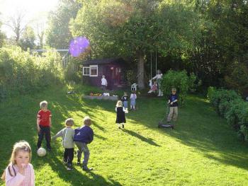 beneficios del tiempo de ocio en el desarrollo infantil On desarrollo de plantas al aire libre