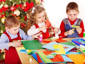 Seis interesantes propuestas para realizar en familia for Manualidades navidenas preescolar