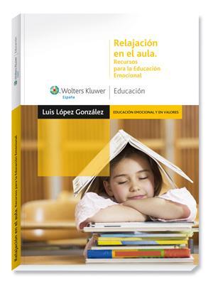 Portada libro: Relajación en el aula