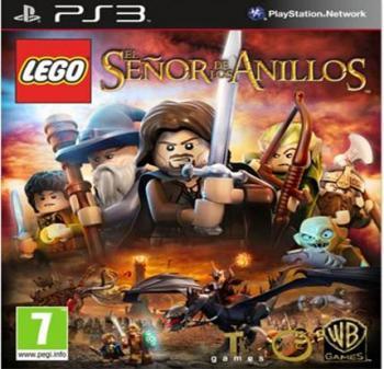 Videojuego: El Señor de los Anillos (LEGO)