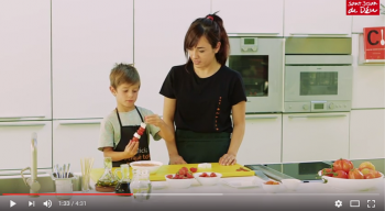 Videoreceta tomate