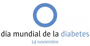 Logo del Día Mundial de la Diabetes